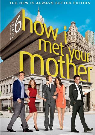 How I Met Your Mother: L'intégrale de la saison 6 (2011)