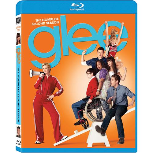 Glee: L'intégrale de la deuxième saison (2011) (Blu-ray)