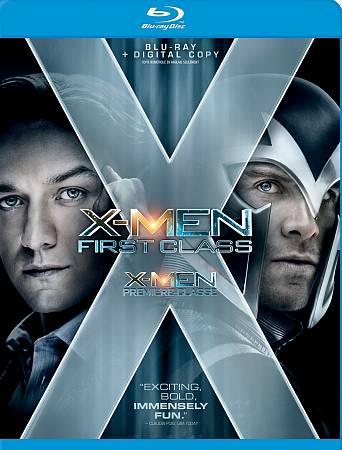 X-Men: First Class (Blu-ray) (2011)