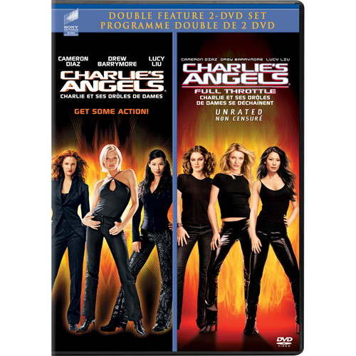 Charlie's Angels/Charlie's Angels: Full Throttle (2000)