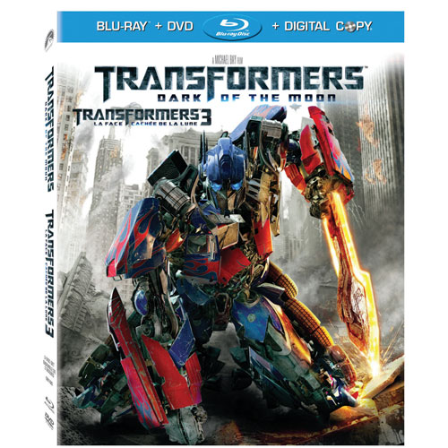 Transformers: Dark of the Moon (Blu-ray Combo) (2011)