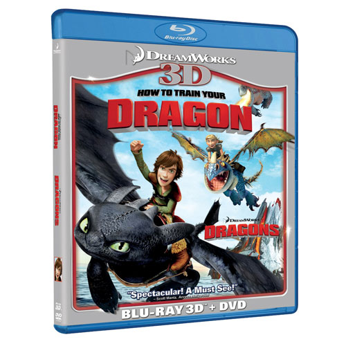 How To Train Your Dragon (Combo Blu-ray 3D) (2010)