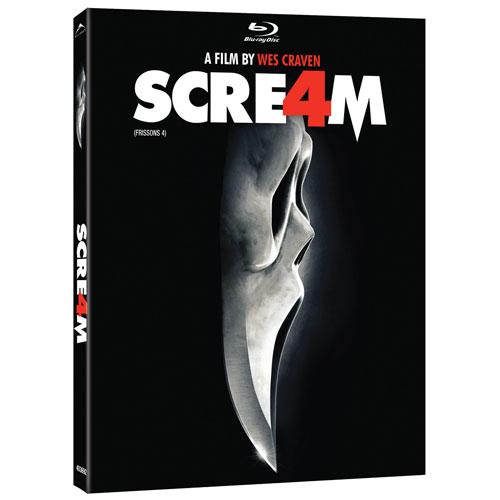 Scream 4 (Bilingual) (Blu-ray)