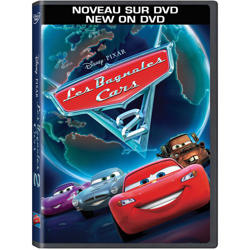 Cars 2 (Bilingual) (2011)