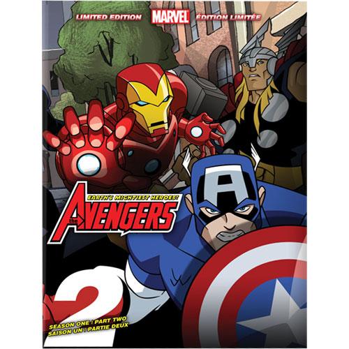 Avengers: Saison 1, Vol. 2 (2011)