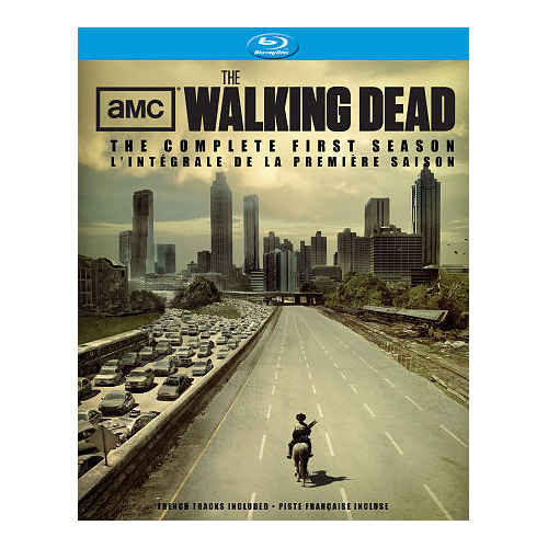 Walking Dead: The Complete First Season (Blu-ray) (2011)
