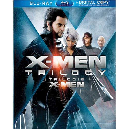 X-Men Trilogy Pack (Blu-ray Combo) (2000)
