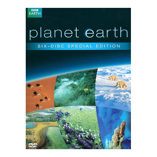 Planet Earth - The Complete Collection (2007)