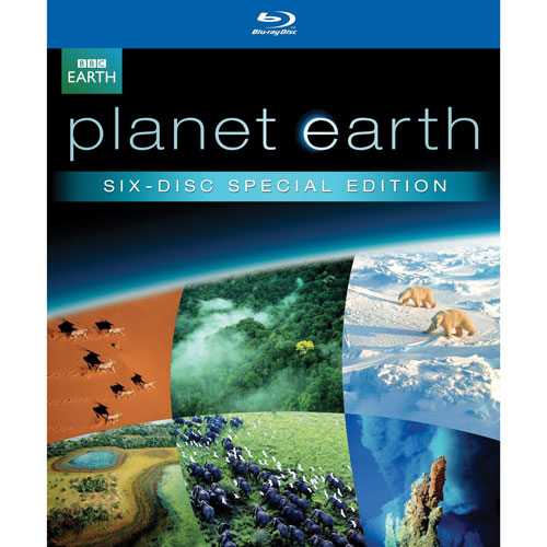 Planet Earth - The Complete Collection (Blu-ray) (2007)