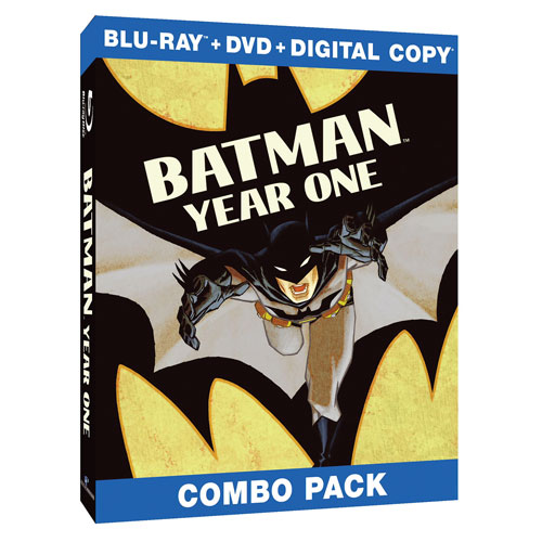 Batman: Year One (DC Universe) (Blu-ray) (2011)