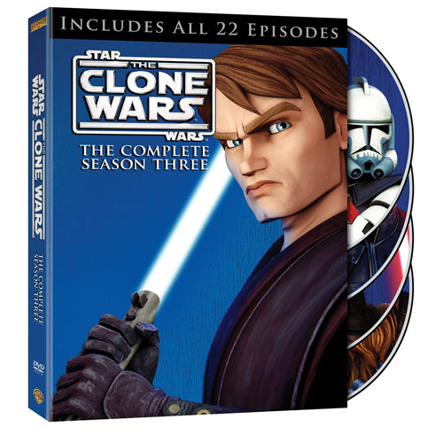 Star Wars: The Clone Wars - The Complete Season Three (2011)