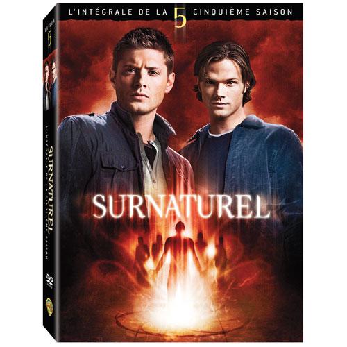 Supernatural: L'intégrale de la cinquième saison (Bilingue) (2011)