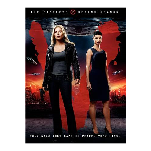 V: The Complete Second Season (2011)
