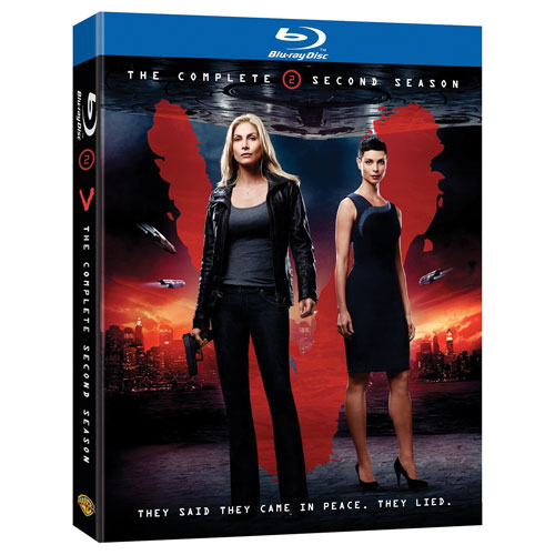 V: The Complete Second Season (Blu-ray) (2011)