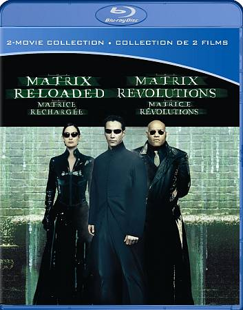Matrix Reloaded/ Matrix Revolutions (Blu-ray) (2011)