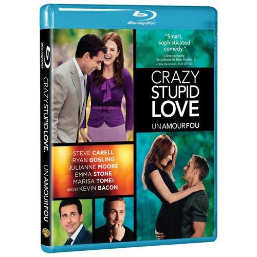 Crazy Stupid Love. (Blu-ray) (2011)