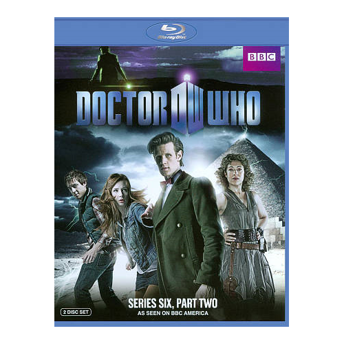 Doctor Who: Series Six, Part Two (Blu-ray) (2011)