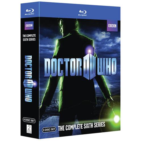 Doctor Who: L'intégrale de la sixième série (Blu-ray) (2011)