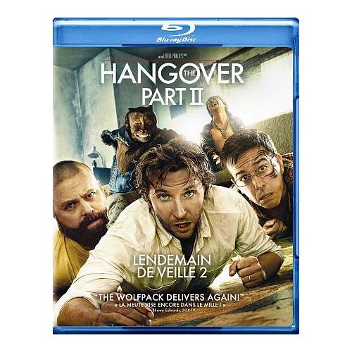 The Hangover Part II (Blu-ray) (2011)
