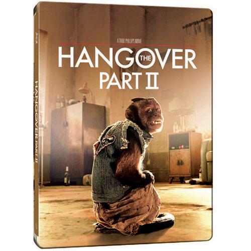 The Hangover Part II (coffret SteelBook) (Seulement à Best Buy) (Combo Blu-ray) (2011)
