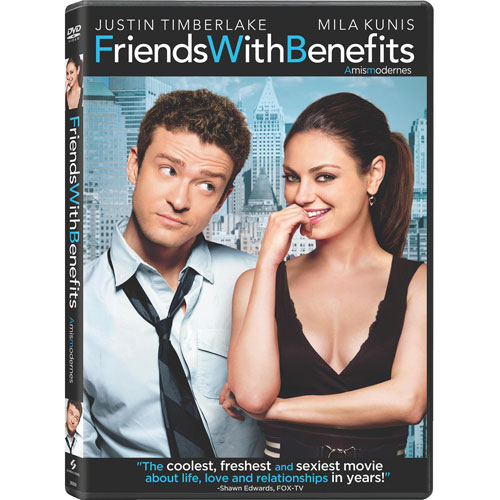 Friends with Benefits (Widescreen) (2011)