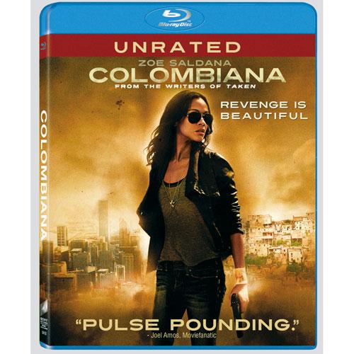 Colombiana (Blu-ray) (2011)