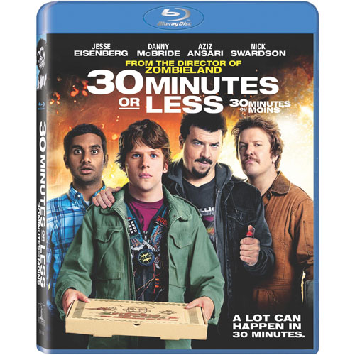 30 Minutes or Less (Blu-ray) (2011)