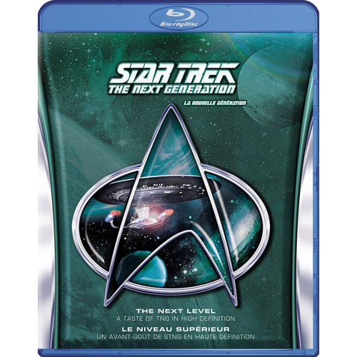 Star Trek: The Next Generation Sampler (Blu-ray)