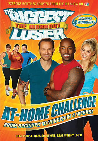 Biggest Loser: The Workout - At-Home Challenge (2011)