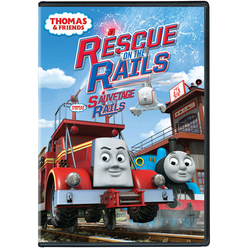 Thomas and Friends: Rescue on the Rails (2011)