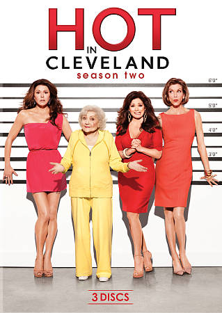 Hot in Cleveland: Season 2 (2011)