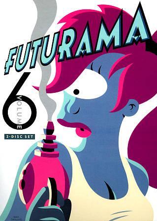 Futurama, Vol. 6 (2011)