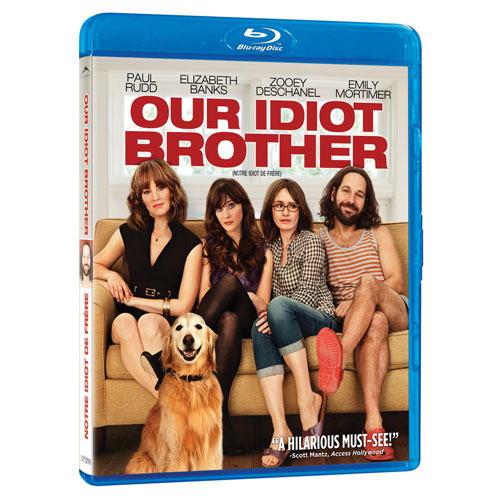 Our Idiot Brother (Blu-ray) (2011)