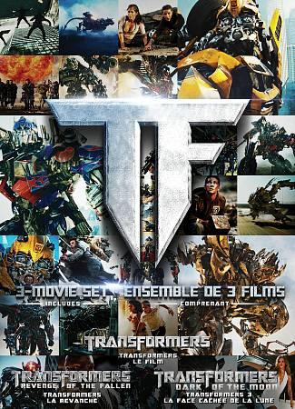 Transformers : Coffret de la trilogie (2007-2011)