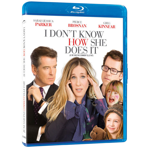 I Don't Know How She Does It (Blu-ray) (2011)