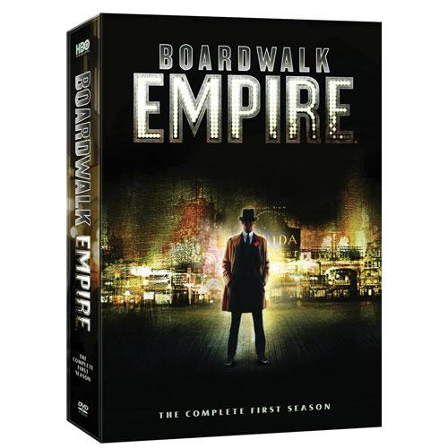 Boardwalk Empire: l'intégrale de la première saison (flacon en prime) (Seulement à Best Buy) (2012)