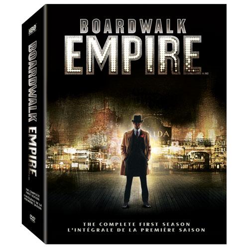Boardwalk Empire: Complete First Season (Bilingual) (2012)