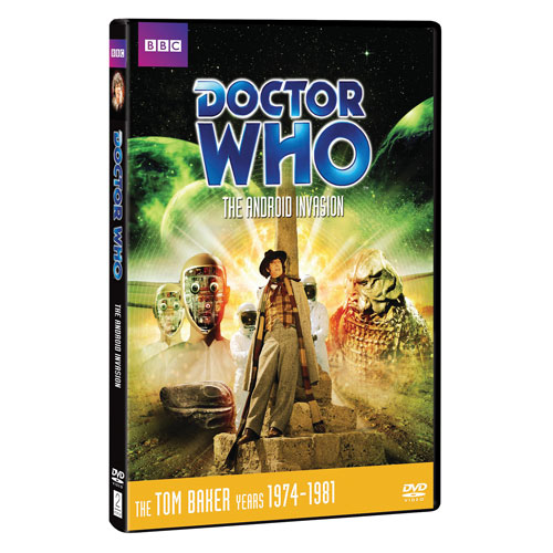 Doctor Who - The Android Invasion