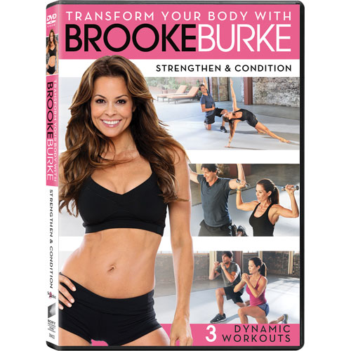 Transform Your Body with Brooke Burke: Strengthen & Condition (2010)