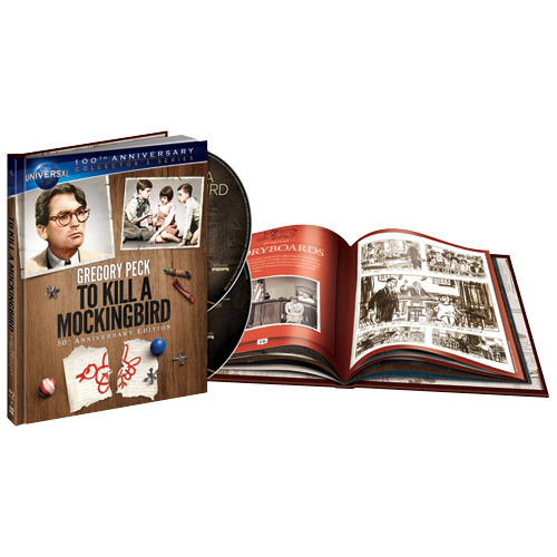To Kill A Mockingbird (Édition de collection) (100e anniversaire Universal) (Combo Blu-ray) (1962)