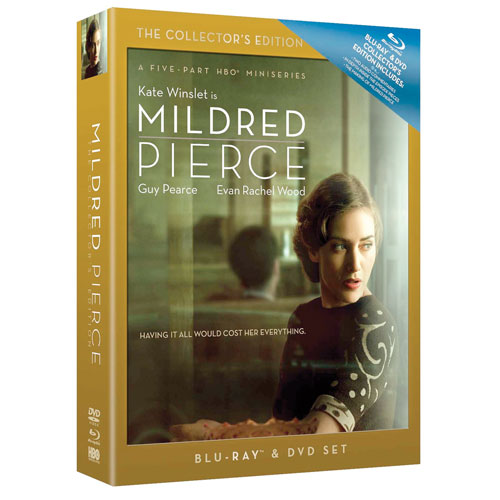 Mildred Pierce (Collector Edition) (Blu-ray Combo) (2011)