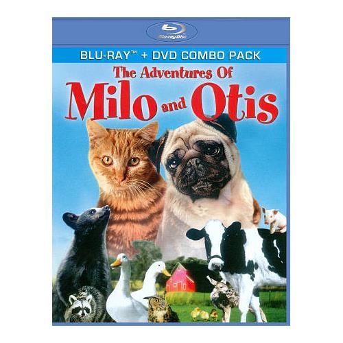 Adventures of Milo and Otis (Blu-ray Combo) (1989)