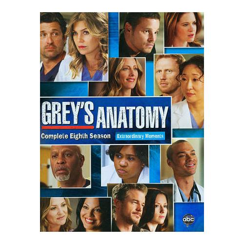 Grey's Anatomy : Coffret saison 8