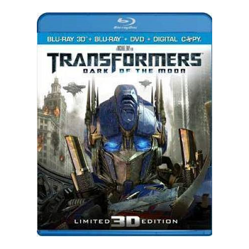 Transformers: Dark of the Moon (3D Blu-ray Combo) (2011)