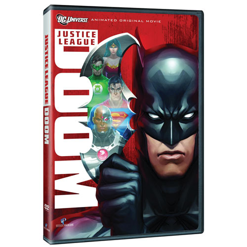 Justice League: Doom (DC Universe) (2012)