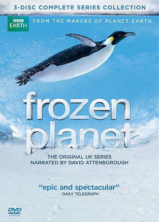 Frozen Planet: The Complete Series (2012)