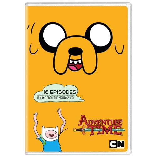 Cartoon Network Adventure Time Vol 2 (2012)