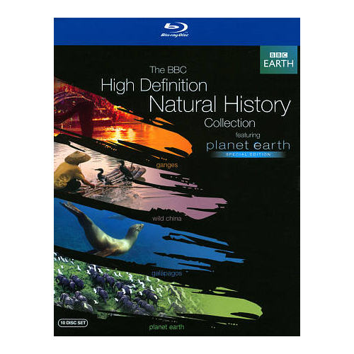 BBC High Definition Natural History Collection 1 (Édition de collection) (Blu-ray)