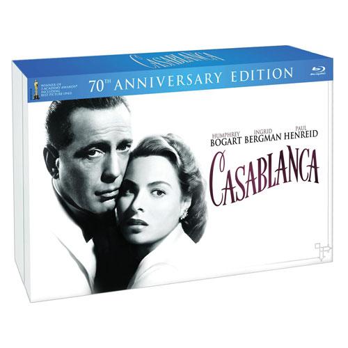 Casablanca (édition 70e anniversaire) (Blu-ray) (1942)
