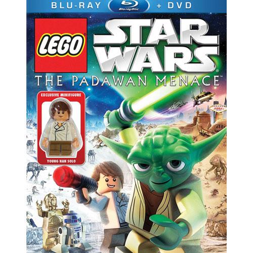 Lego Star Wars: The Padawan Menace (combo Blu-ray) (2011)